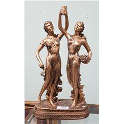 DIVINE LADIES LAMP BASE