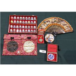 LOT OF ASIAN COLLECTIBLES