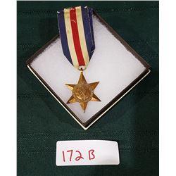 WWII MEDAL, THE FRANCE & GERMAN STAR MEDAL