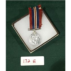 WWII SERVICE MEDAL 1939-1945