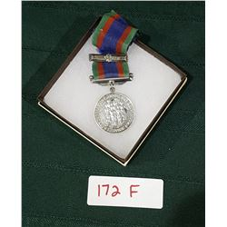 WWII FOR VOLUNTARY SERVICE MEDAL 1939-1945