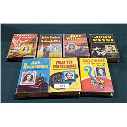 7 1950'S HARD COVER YOUNG ADULT NOVELS