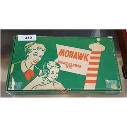 1950'S MOHAWK HOME BARBER KIT