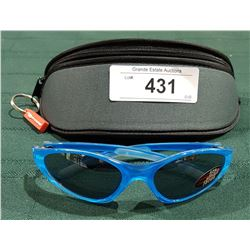 NEW RYDERS  GRIND  SUNGLASSES W/CASE