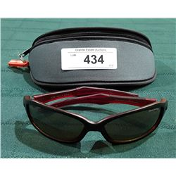 NEW RYDERS  GULLY  SUNGLASSES W/CASE