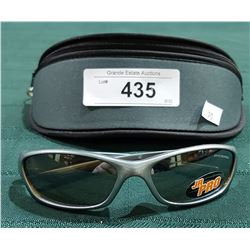 NEW RYDERS  JUNIOR JOLT  SUNGLASSES W/CASE