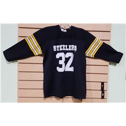 VINTAGE STEELERS JERSEY YOUTH LARGE