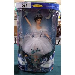 NEW IN BOX 1997 COLLECTOR EDITION SWAN QUEEN IN SWAN LAKE BARBIE
