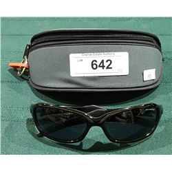 """NEW RYDERS """"GULLY"""" SUNGLASSES W/CASE"""