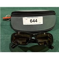 """NEW RYDERS """"LUSCIOUS"""" SUNGLASSES W/CASE"""