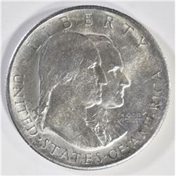 1926 SESQUI COMMEM HALF DOLLAR, GEM BU