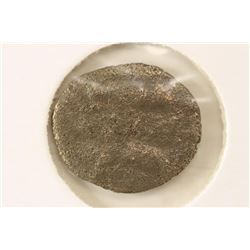 ANCIENT COIN OF THE LATE ROMAN EMPIRE 2 VICTORIES