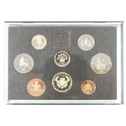 1986 UNITED KINGDOM PROOF COIN COLLECTION
