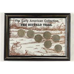 EARLY AMERICAN COLLECTION THE BUFFALO TRAIL