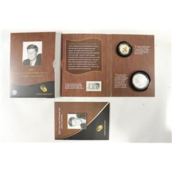 2015 JOHN F. KENNEDY COIN & CHRONICLES SET