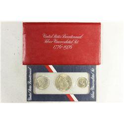 1976-S US BICENTENNIAL SILVER UNC SET