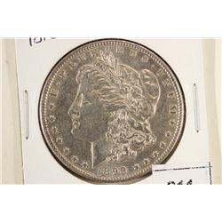 1898 MORGAN SILVER DOLLAR AU++