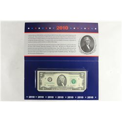 2003-A ATLANTA $2 SINGLE NOTE SERIAL NUMBER STARTS