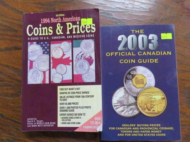COIN CATALOGUES (UNITRADE CANADA COINS & OTHER, U.S.A ...