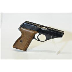 Mauser HSC Handgun