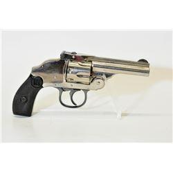 H&R Hammerless Auto Eject Handgun