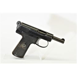 Webley & Scott 1908 Handgun