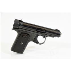 JP Sauer & Sons 1913 Handgun