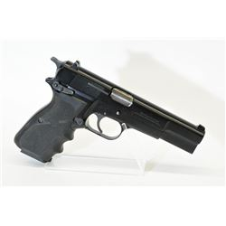 Browning Hi Power Handgun