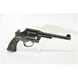 Smith & Wesson Hand Ejector 455 Handgun