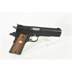 Colt MK IV Series 70 National Match Handgun