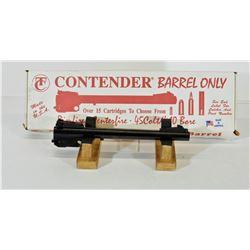 Thompson Center Contender Barrel
