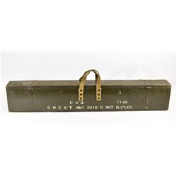 Military Trainer Rifle Case