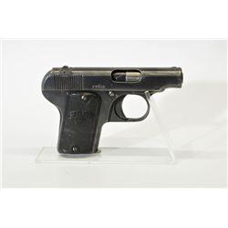 Melior New Model Handgun