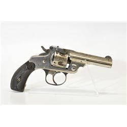 Smith & Wesson Top Break 32 1 1/2 DA Model 4