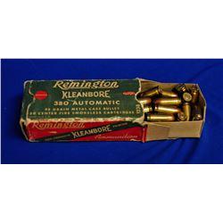 Mixed Handgun Ammo