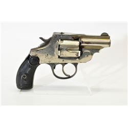 Iver Johnson Safety Hammer Auto Handgun