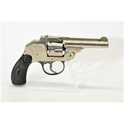 Iver Johnson Safety Hammerless Auto Handgun