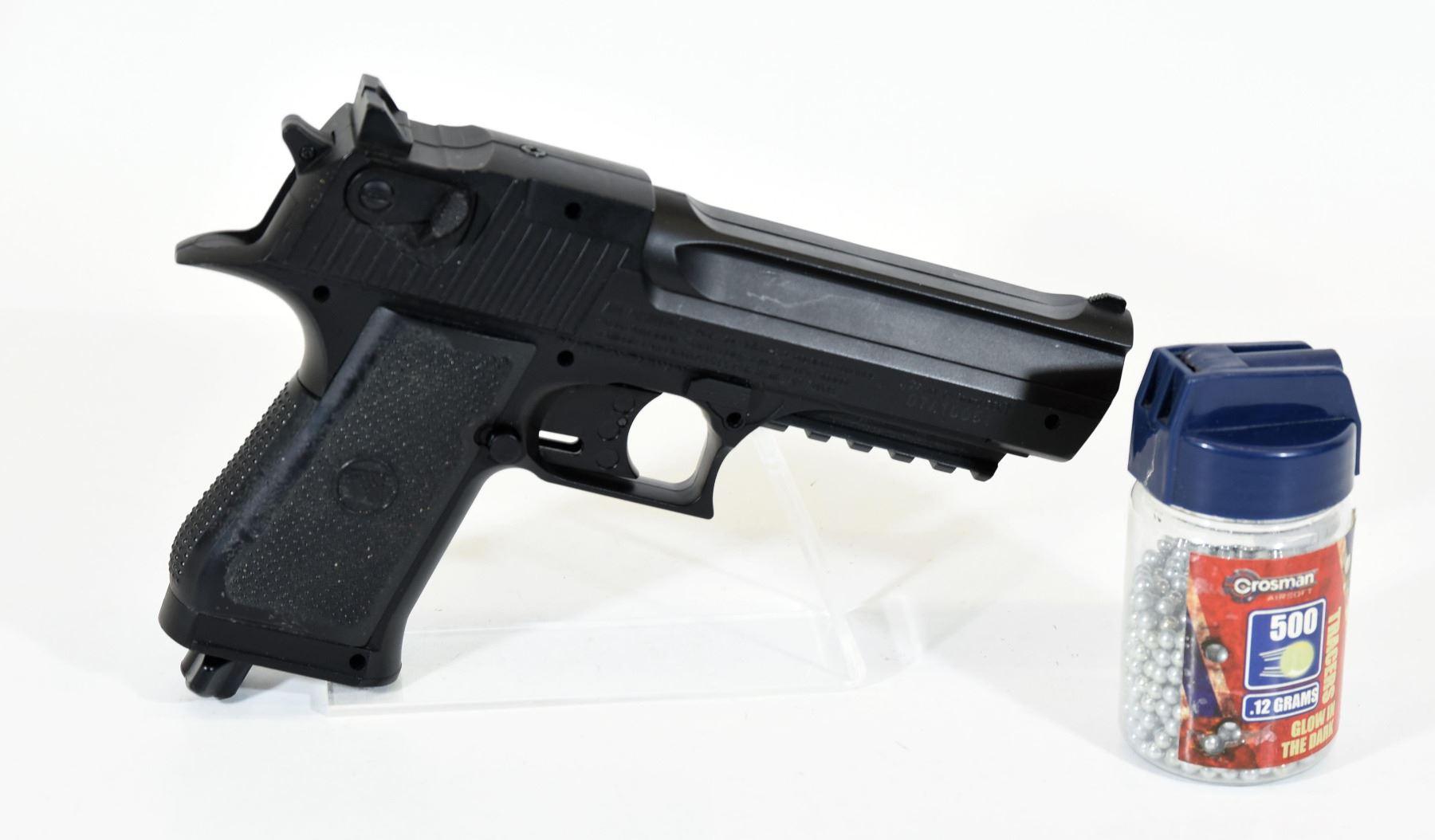 Umarex Baby Desert Eagle Co2 Bb Gun