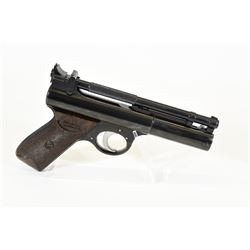 The Webley & Scott Senior Pellet Pistol
