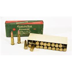 20 Rnds Remington 8mm Lebel