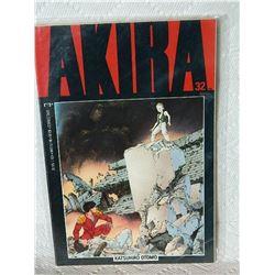 AKIRA - #32 - CONDITION FAIR - WITH BAG