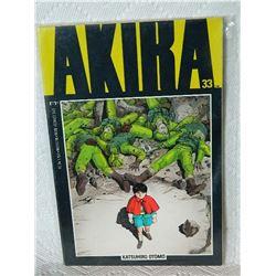 AKIRA - #33 - CONDITION GOOD - WITH BAG