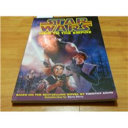 BOOK - STAR WARS - HEIR TO THE EMPIRE