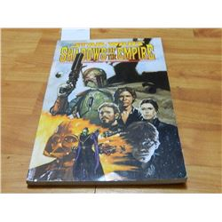 BOOK - STAR WARS - SHADOWS OF THE EMPIRE