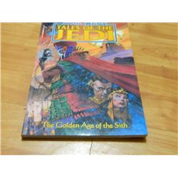BOOK - STAR WARS - TALES OF THE JEDI - THE GOLDEN AGE OF THE SITH