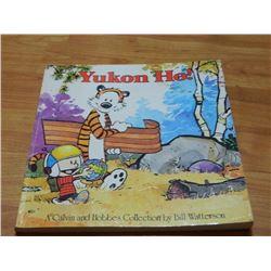 BOOK - THE CALVIN AND HOBBES - YOKON HO!