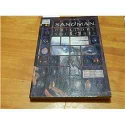 BOOK - THE SANDMAN - PRELUDES NOCTURNES