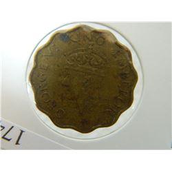 COIN - 1 ANNA - 1944
