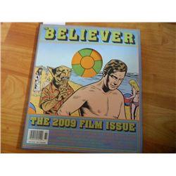 COMIC BOOK - BELIEVER = VOL 7 No. 3 - MAR/APRIL 2009