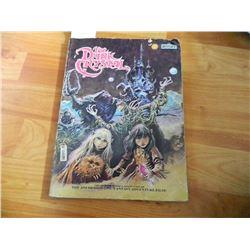 COMIC BOOK - THE DARK CRYSTAL - MARVEL BOOKS - 1982